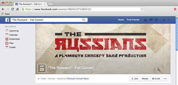 The Russians Facebook Page